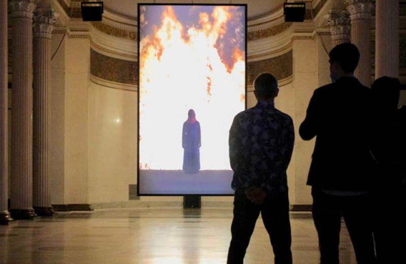Куратор Ольга Шишко — о выставке Билла Виолы и современном видео-арте