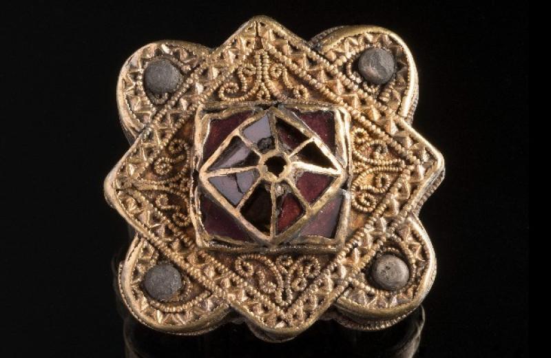 В Баварии нашли останки раннесредневековой модницы и мужчины-воина