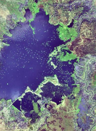 Пхумди: удивительные плавучие острова Индии