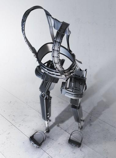 Сбербанк помог создать экзоскелет для хирургов