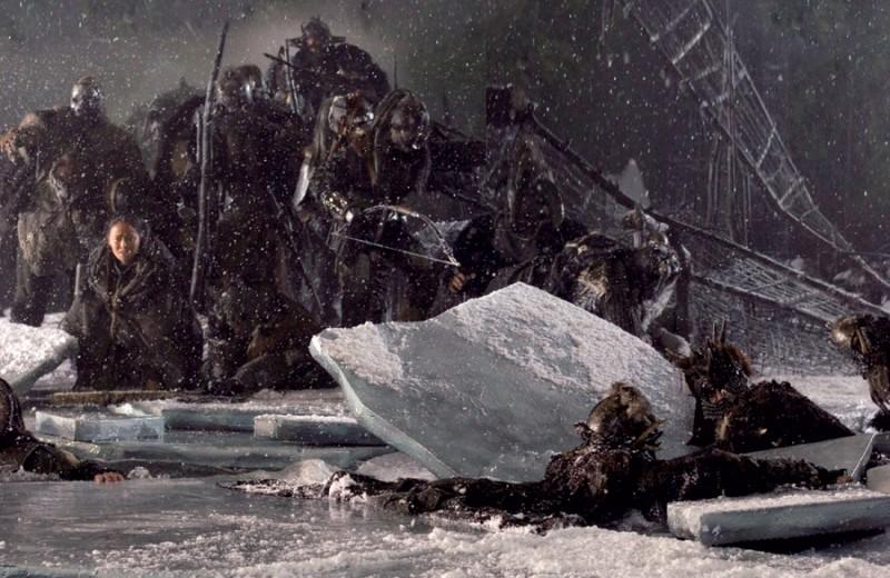 Как ходить по речному льду, чтобы не утонуть