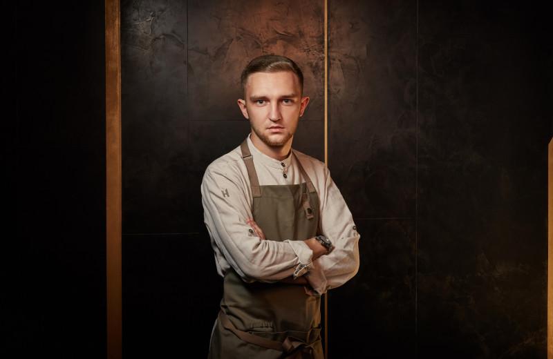 Шеф-повар ресторана Touch Никита Кузьменко — о ферментации и соли из пчел