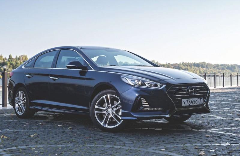 Тест-драйв Hyundai Sonata на русских дорогах: покорение Золотого кольца