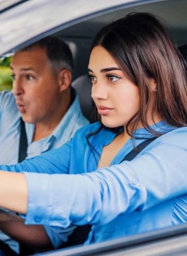 13 недругов новичка: типичные ошибки начинающего водителя