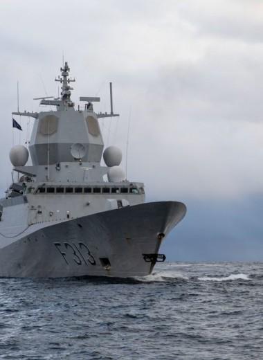 Утопленник: что будет с норвежским фрегатом Helge Ingstad