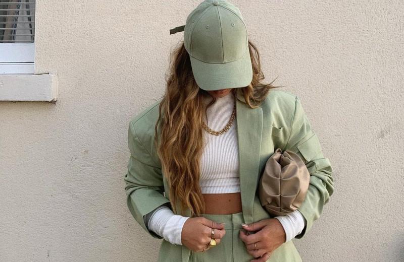 Самый модный цвет сезона! 7 оттенков зелёного, которые должны быть в гардеробе