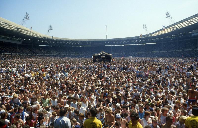 Live Aid 1985 — величайший рок-концерт XX века