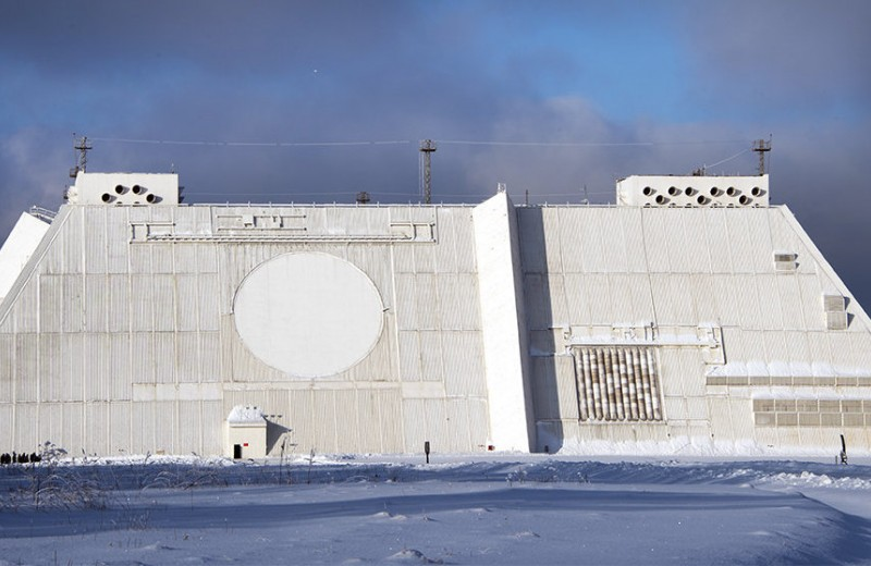 Восьмое чудо света: российский радар