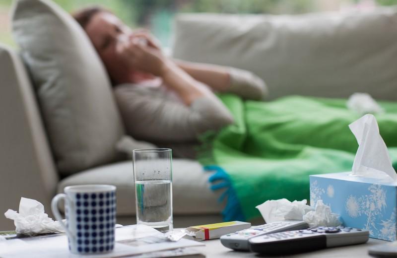 Бактерии не виноваты: большинство пневмоний вызваны вирусами и не лечатся антибиотиками