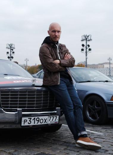Мужчина и его автомобиль: участники ГУМ Янгтаймер Ралли «Большая прогулка» и их ретрокары