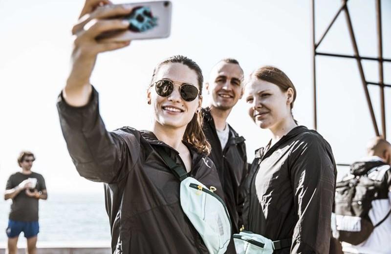 Бег как перформанс: команда PUMA покорила полумарафон в Лиссабоне