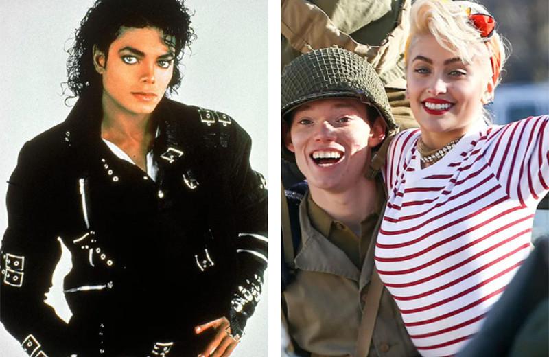 Дочь Майкла Джексона и еще 5 детей погибших звезд: как сложились их судьбы