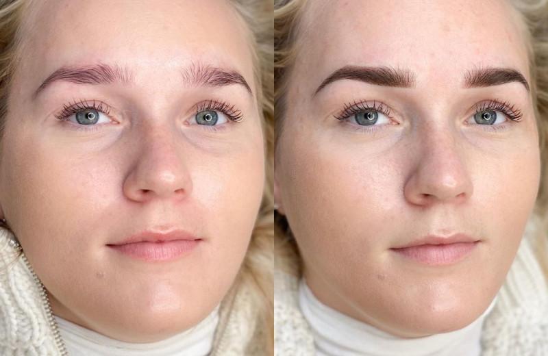 Как исправить неудачный татуаж — рассказывает мастер перманентного макияжа