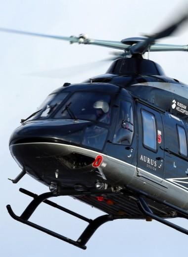 Лимузин с пропеллером: самый роскошный российский вертолет