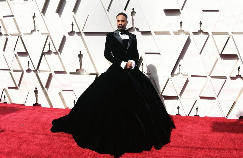 Что носит актер и шоумен Билли Портер — звезда сериала «Поза» и любитель пышных платьев