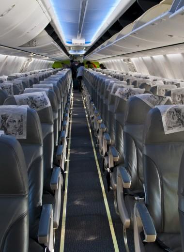 2A или 30C: в какой части самолета больше шансов выжить