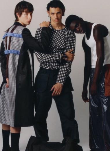 Мужская мода: молодая и классная марка Nicomede