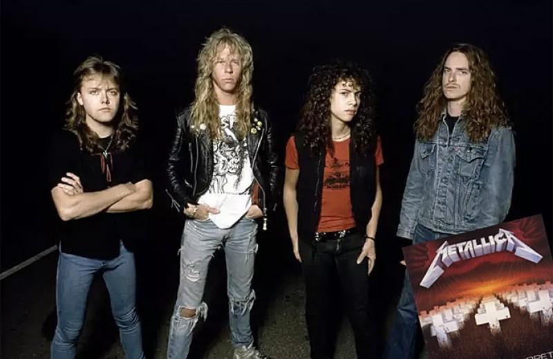 11 фактов об альбоме Metallica «Master of Puppets»