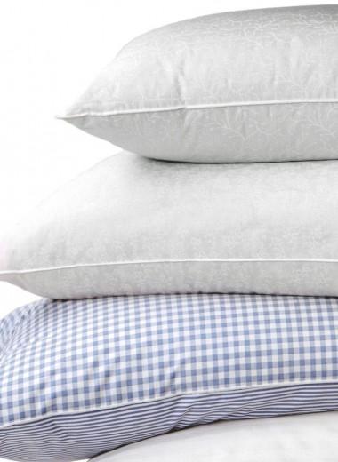 Как правильно выбрать подушку. Пять основных законов