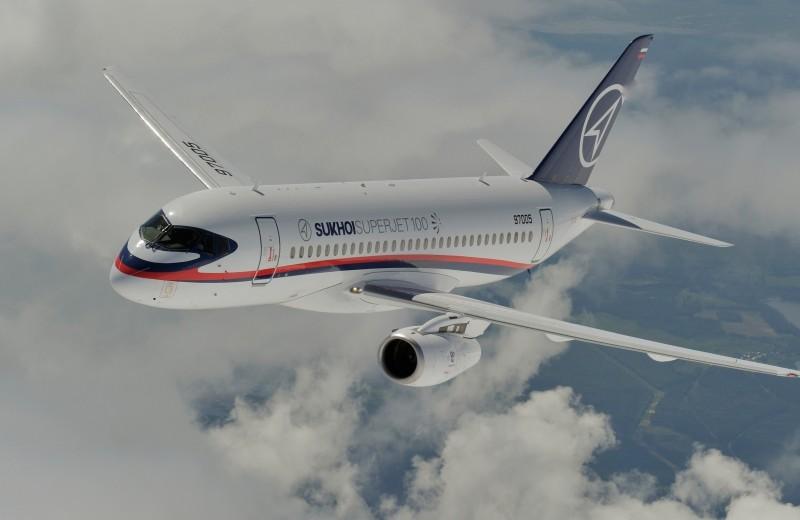 Первый российский регионал: что за самолет «Сухой Суперджет-100»