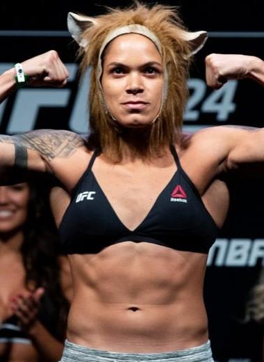 Лучшие женщины-бойцы в UFC