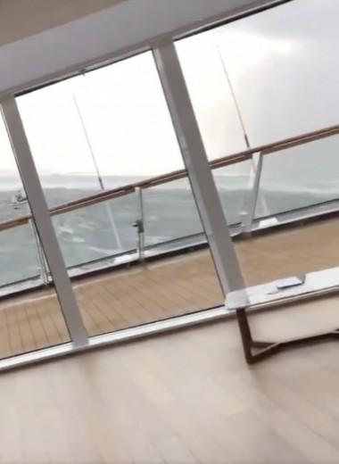 Как страшно было находиться на судне «Викинг Скай»: 21 фото и видео от пассажиров