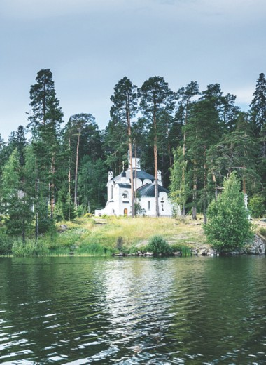 Уйти в монастырь: Валаам