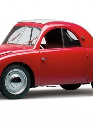 10 немецких автомобилей, о которых вы не знали (часть 3)