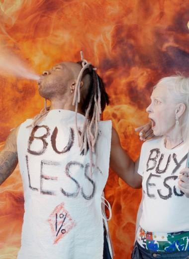 Как меняется модная индустрия, чтобы противостоять глобальному потеплению
