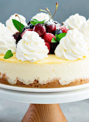 Кондитерские премудрости: как правильно взбить сливки для торта
