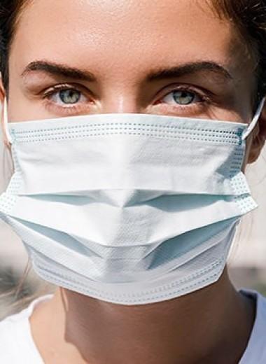 Как правильно носить медицинскую маску, чтобы защитить себя от вирусов