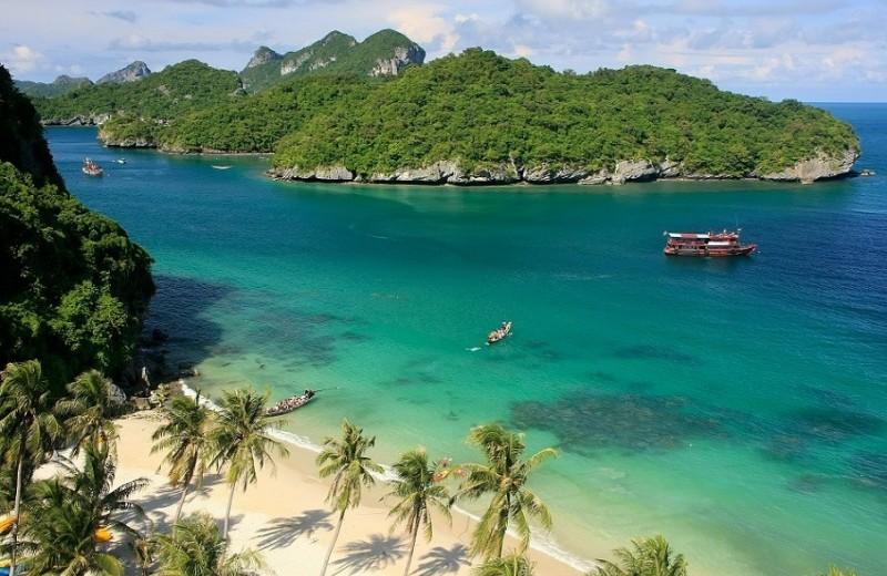 Круиз по островам в Banyan Tree Samui
