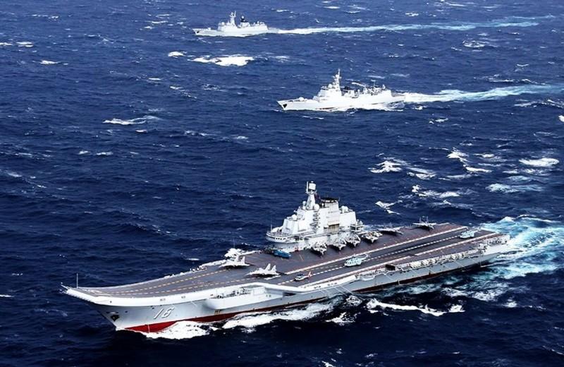 Предок «Адмирала»: китайский авианосец «Шаньдун»