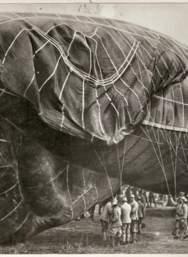 Первым делом – самолеты: столетнее фото из архива National Geographic