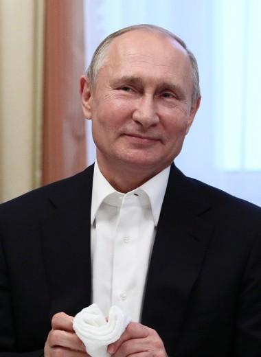 Елбасы всея Руси: кто стоит за новостями о сохранении власти Путина после 2024 года