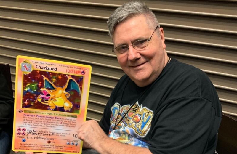 «Продавая карту, я почти плакал»: история «короля покемонов» с самой дорогой коллекцией карточек ценой в 10 млн долларов