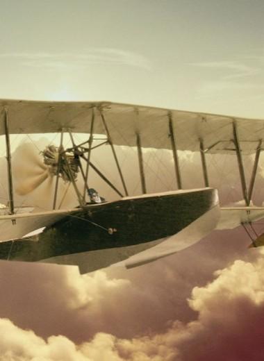 Небесный флот Григоровича: как появились летающие лодки