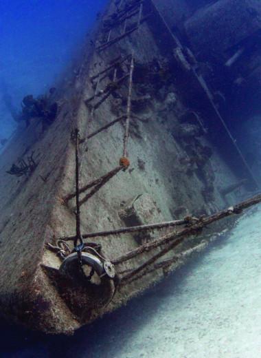 5 жутких морских катастроф, о которых вы могли не знать