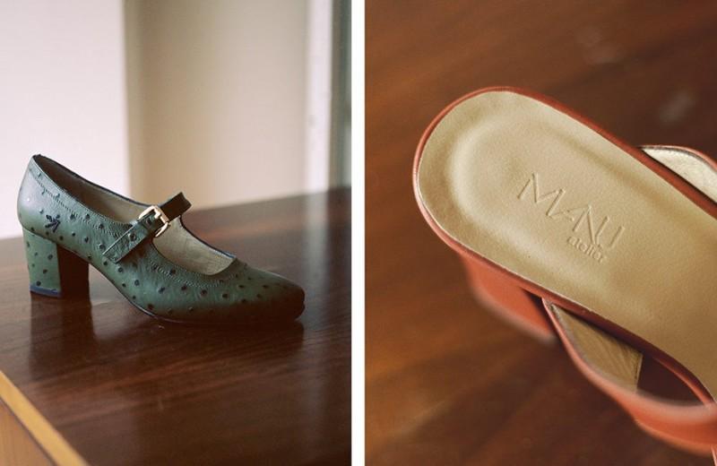 Дизайнеры сумок Manu Atelier о первой коллекции обуви
