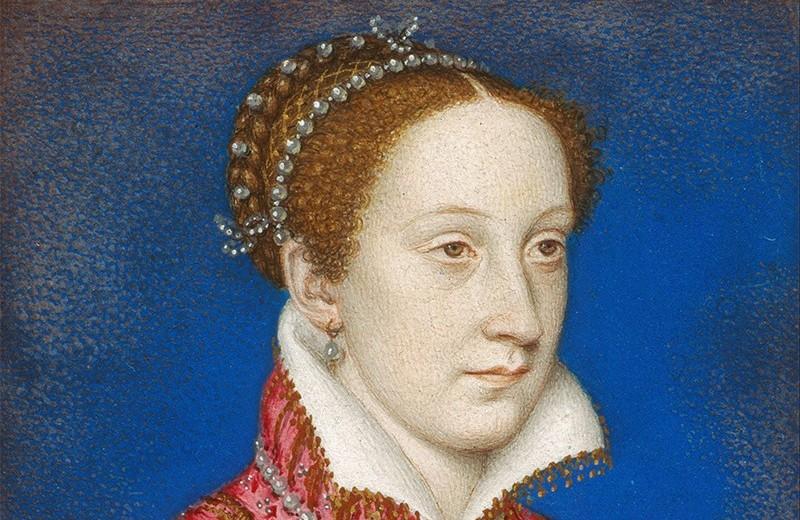 Ирландский художник воссоздал облик легендарной королевы Шотландии Марии Стюарт