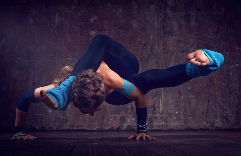 Йога 23: силовая практика для тела и ума