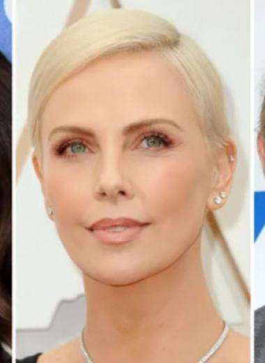 Секреты стройных фигур Джоли, Терон и других голливудских звезд возраста 40+