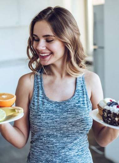 Как перестать переедать: меняем пищевые привычки