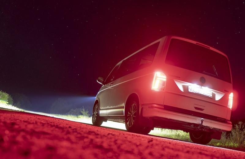 Вторая попытка: тест Volkswagen Multivan T6.1