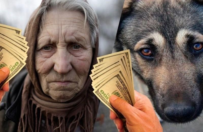 Герой нашего времени: неизвестный молодой человек помогает старикам и бездомным и снимает это на видео
