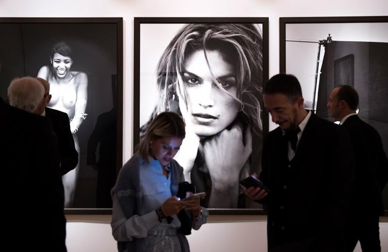 «Минут 15 на портрет — не больше»: умер культовый фотограф Питер Линдберг