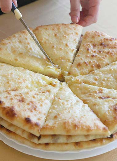 История и традиции кавказской кухни