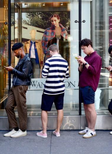 Как наши смартфоны следят за нами