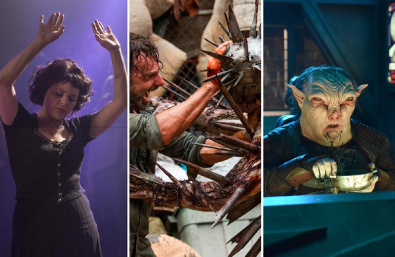 Лучшие сериалы года по версии Академии фантастики, фэнтези и ужасов
