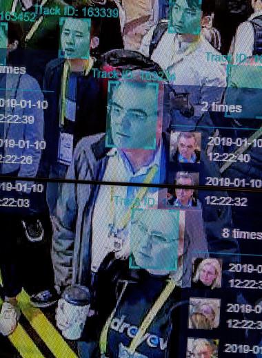 Насколько далеко зайдет система распознавания лиц